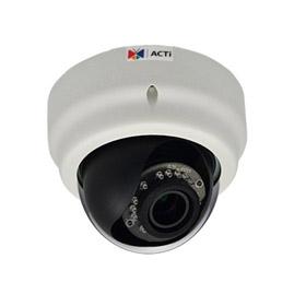 ACTI E67A 2MP INDOOR DOME CAMERA VARI 1080 P/30FPS, SDHC, D/N, WDR SLLS,F 2.8-12MM/F1.4, DNR, IR