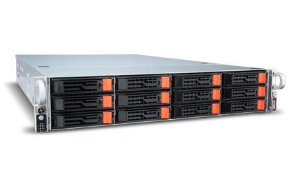 ACER ALTOS R380 F2 2RU RACKMOUNT SERVER - 12X 3 5, DUAL CPU