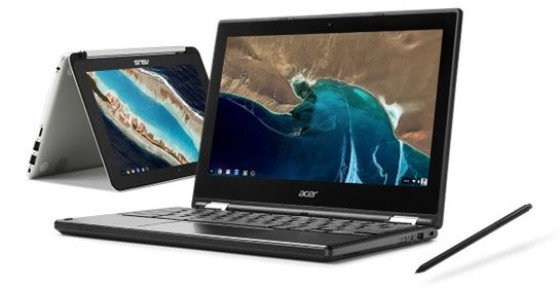 Picture of Acer Spin 11 Chromebook