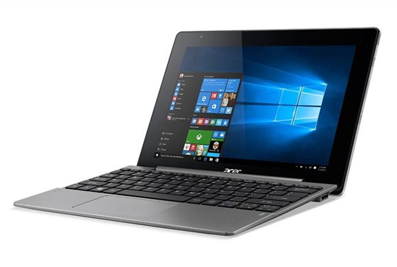 ACER ICONIA SWITCH 10 PRO WINDOWS 10 TABLET - 10 1, 64GB, KEYBOARD DOCK,  STYLUS, FRONT, REAR CAMERA + FREE CASE (WHILE STOCKS LAST)