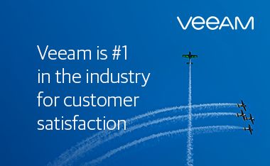 Veeam Satisfaction